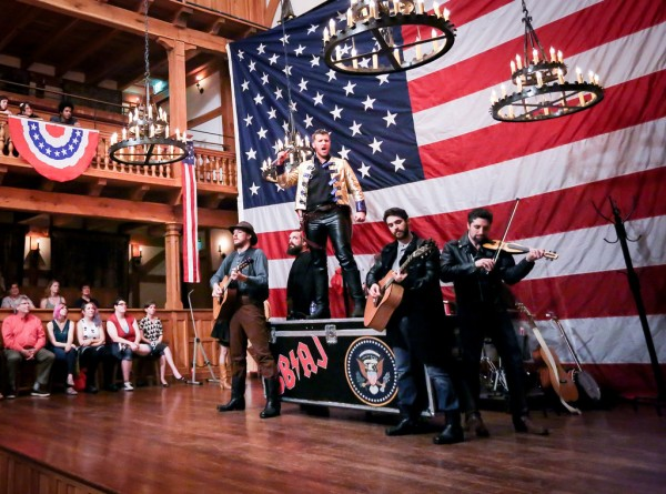 Bloody Bloody Andrew Jackson | American Shakespeare Center